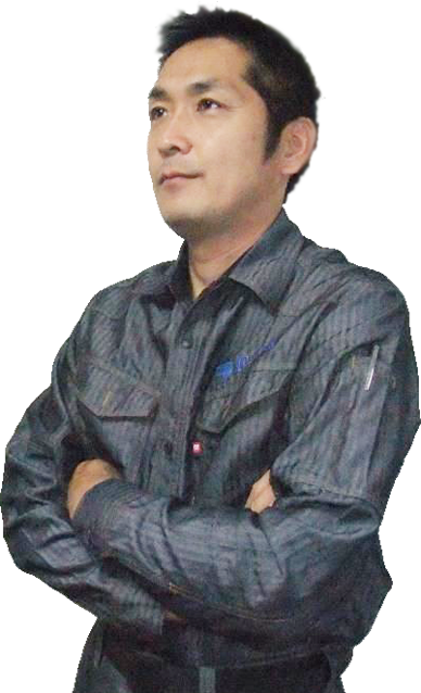 F-TECH代表のお写真